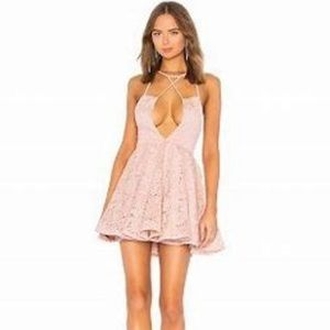 NWT revolve Michael Costello morning after mini